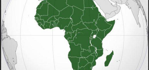 Africa Location