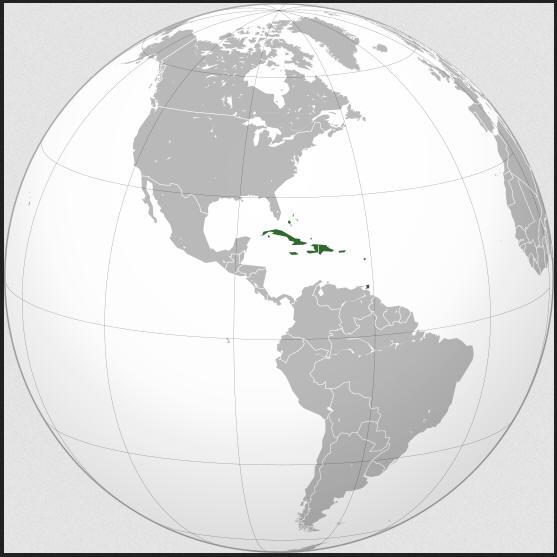 Caribbean Location