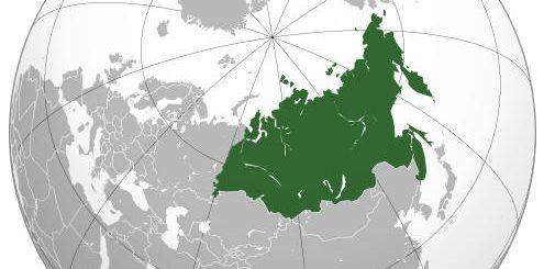 North Asia Location