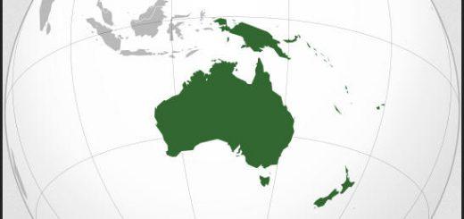 Oceania Location