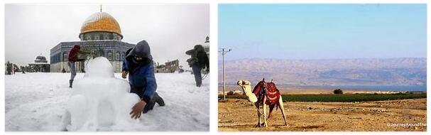 Palestine Weather and Climate